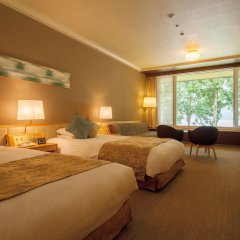 Отель The Prince Hakone Lake Ashinoko Идзунагаока комната для гостей