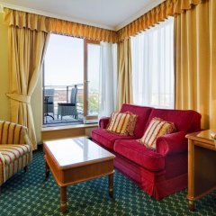 Отель Mamaison Residence Downtown Prague комната для гостей фото 5