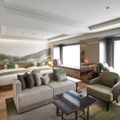 Отель W Seoul Walkerhill Южная Корея, Сеул - отзывы, цены и фото номеров - забронировать отель W Seoul Walkerhill онлайн комната для гостей фото 5