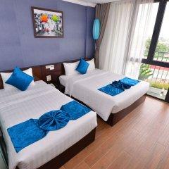 Отель Hanoi Bella Rosa Suite Hotel Вьетнам, Ханой - отзывы, цены и фото номеров - забронировать отель Hanoi Bella Rosa Suite Hotel онлайн комната для гостей фото 3