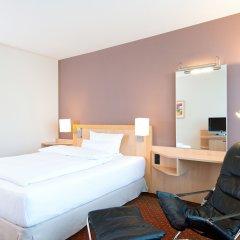 Отель NH Leipzig Messe комната для гостей