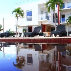 Отель Cache Hotel Boutique - Только для взрослых Мексика, Плая-дель-Кармен - отзывы, цены и фото номеров - забронировать отель Cache Hotel Boutique - Только для взрослых онлайн приотельная территория