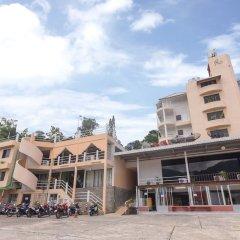 Patong 7Days Premium Hotel Phuket вид на фасад фото 2