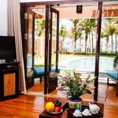 Отель Le Belhamy Resort And Spa комната для гостей фото 5