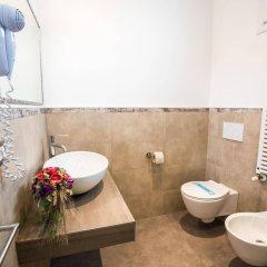 Отель Harmony Римини ванная