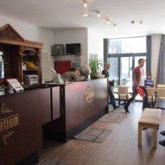 Station - Hostel For Backpackers Кёльн интерьер отеля фото 2
