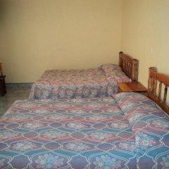 Отель Los Pinos Мексика, Креэль - отзывы, цены и фото номеров - забронировать отель Los Pinos онлайн комната для гостей фото 5