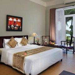 Отель Hoi An Beach Resort комната для гостей фото 7