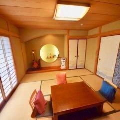 Отель Arimaonsen Musubi-no-koyado En Кобе в номере фото 2