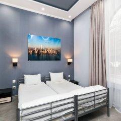 Мини-Отель Брусника Полежаевская комната для гостей фото 4