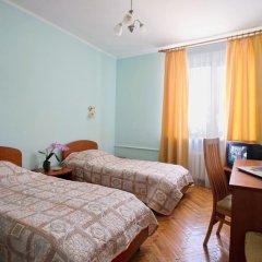 Гостиница Волга комната для гостей фото 7