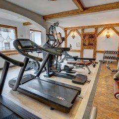 Alpenbad Hotel Hohenhaus фитнесс-зал фото 2