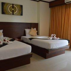 Отель Brother'S Residence Патонг сейф в номере