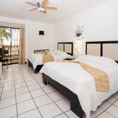 Отель Coral Costa Caribe комната для гостей фото 5