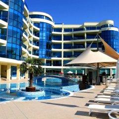 Отель Aparthotel Marina Holiday Club & SPA - All Inclusive Болгария, Поморие - отзывы, цены и фото номеров - забронировать отель Aparthotel Marina Holiday Club & SPA - All Inclusive онлайн бассейн