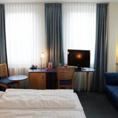 Отель Am Fasangarten Германия, Мюнхен - отзывы, цены и фото номеров - забронировать отель Am Fasangarten онлайн комната для гостей фото 5
