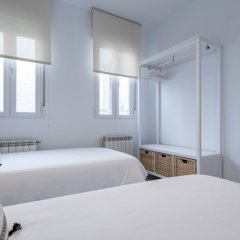 Отель Apartamento Retiro III Испания, Мадрид - отзывы, цены и фото номеров - забронировать отель Apartamento Retiro III онлайн комната для гостей фото 5