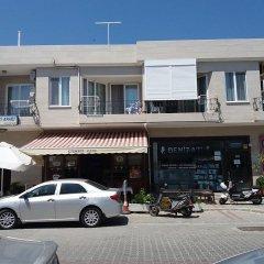 Cizmeci Apart Hotel Чешме парковка