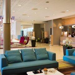 Отель Novotel Budapest City интерьер отеля