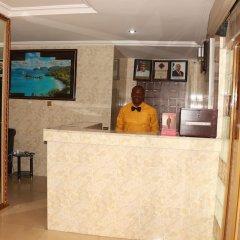 Cute Villa Hotel and Suites интерьер отеля