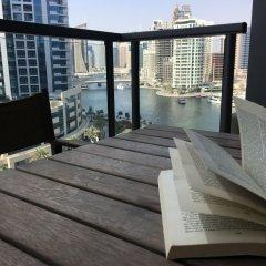 Отель HiGuests Vacation Homes-Marina Quays балкон