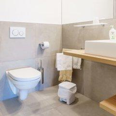 Отель Pension Sunnhofer Терлано ванная