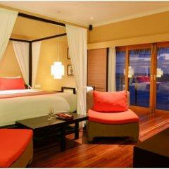 Отель Adaaran Select Hudhuranfushi Остров Гасфинолу комната для гостей фото 4