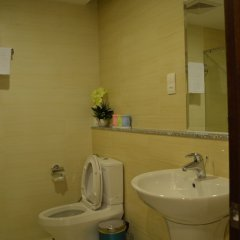 Апартаменты An Phu Plaza Serviced Apartment ванная фото 2