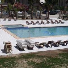 Отель Hanioti Melathron Греция, Ханиотис - отзывы, цены и фото номеров - забронировать отель Hanioti Melathron онлайн бассейн фото 3