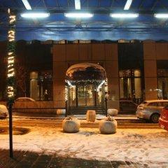 Hotel Slavija Belgrade Белград парковка