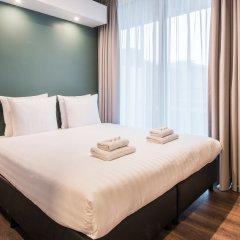 Отель NDSM Serviced Apartments Нидерланды, Амстердам - отзывы, цены и фото номеров - забронировать отель NDSM Serviced Apartments онлайн комната для гостей фото 2