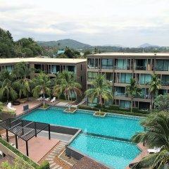 Отель The Pixel Cape Panwa Beach Таиланд, Пхукет - отзывы, цены и фото номеров - забронировать отель The Pixel Cape Panwa Beach онлайн балкон