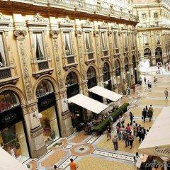 Отель Seven Stars Galleria Италия, Милан - отзывы, цены и фото номеров - забронировать отель Seven Stars Galleria онлайн фото 2