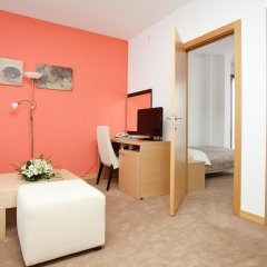 Отель Tulip Inn Putnik Белград комната для гостей