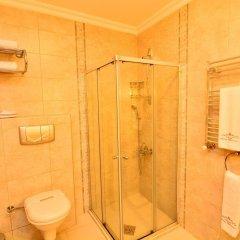 Santa Ottoman Hotel Турция, Стамбул - 1 отзыв об отеле, цены и фото номеров - забронировать отель Santa Ottoman Hotel онлайн ванная фото 2