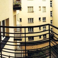 Warsaw Center Hostel балкон