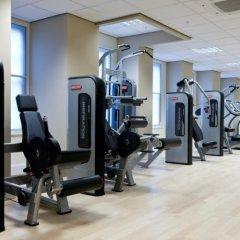 Отель JW Marriott Grosvenor House London фитнесс-зал фото 3