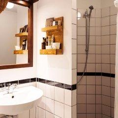 Отель Carlton Hotel Guldsmeden Дания, Копенгаген - отзывы, цены и фото номеров - забронировать отель Carlton Hotel Guldsmeden онлайн ванная
