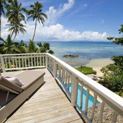Отель Taveuni Palms Фиджи, Остров Тавеуни - отзывы, цены и фото номеров - забронировать отель Taveuni Palms онлайн балкон