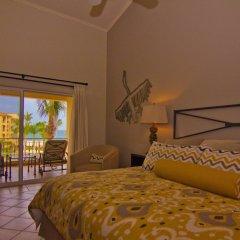 Отель Las Mananitas LM C308 3 Bedroom Condo By Seaside Los Cabos Мексика, Сан-Хосе-дель-Кабо - отзывы, цены и фото номеров - забронировать отель Las Mananitas LM C308 3 Bedroom Condo By Seaside Los Cabos онлайн комната для гостей фото 2