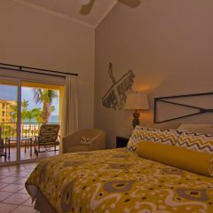 Отель Las Mananitas LM C308 3 Bedroom Condo By Seaside Los Cabos комната для гостей фото 2