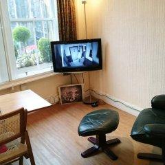 Апартаменты Royal Mile Apartment Эдинбург комната для гостей фото 2