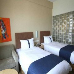 Отель Holiday Inn Express Suzhou Changjiang комната для гостей
