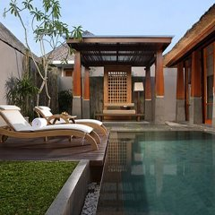 Отель The Kayana Villa бассейн фото 3