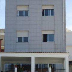 Отель Hostal Miramar Эль-Грове вид на фасад