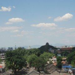 Prime Hotel Beijing Wangfujing балкон