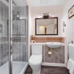 Отель Muthu Belstead Brook Hotel Великобритания, Ипсуич - отзывы, цены и фото номеров - забронировать отель Muthu Belstead Brook Hotel онлайн ванная