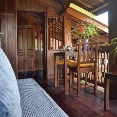 Отель Villa Maydou Boutique Hotel Лаос, Луангпхабанг - отзывы, цены и фото номеров - забронировать отель Villa Maydou Boutique Hotel онлайн балкон