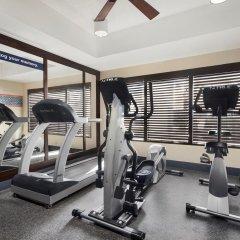Отель Hampton Inn Memphis/Collierville фитнесс-зал фото 2