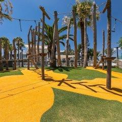Отель Family Life Nausicaa Beach спортивное сооружение
